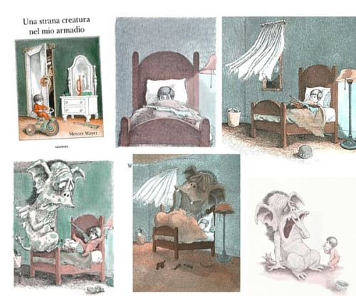 Una-strana-creatura-nel-mio-armadio_collage