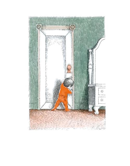 """""""Una strana creatura nel mio armadio"""", pubblicato da Mercer Mayer, nel 1968"""