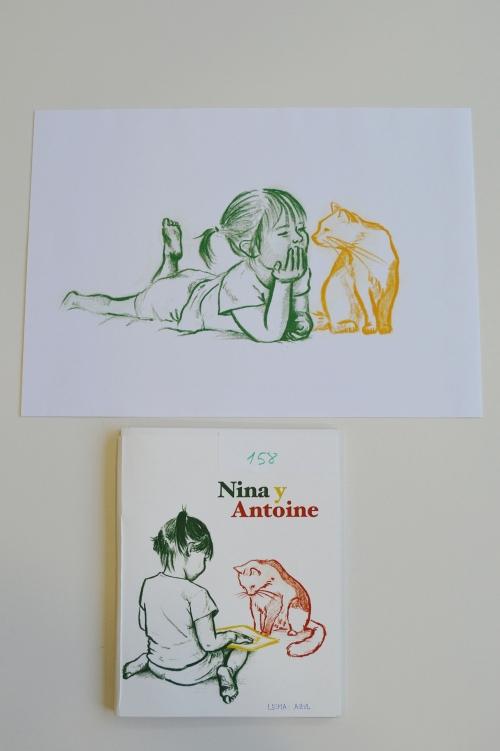 """Menzione speciale al progetto titolato """"Nina e Antoine""""."""