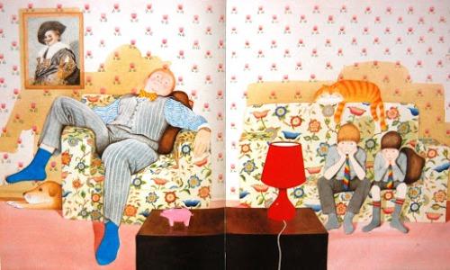 Il maialibro, Anthony Browne - 2013, Kalandraka